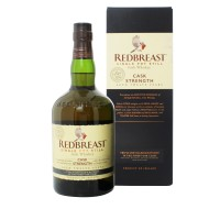 Redbreast 12 Year Old Cask Strength with box