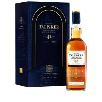 Talisker 41 Year Old The Bodega Series No.2 with box