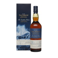 Talisker Distillers Edition with box