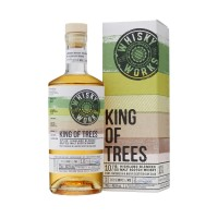 Whisky Works King of Trees 10 Year Old with box