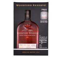 Woodford Reserve Old Fashioned Cocktail Syrup Gift Set