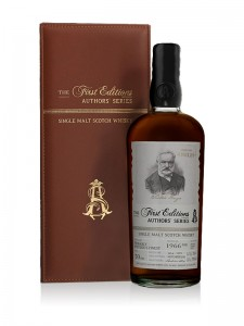 Probably Speyside's Finest 1966 - Authors' Series - Victor Hugo