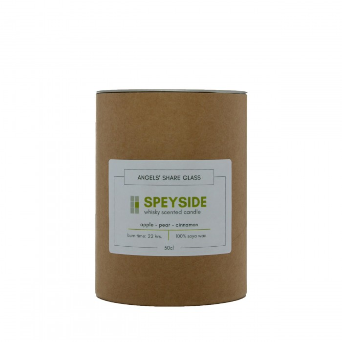 Speyside Whisky Scented Candle