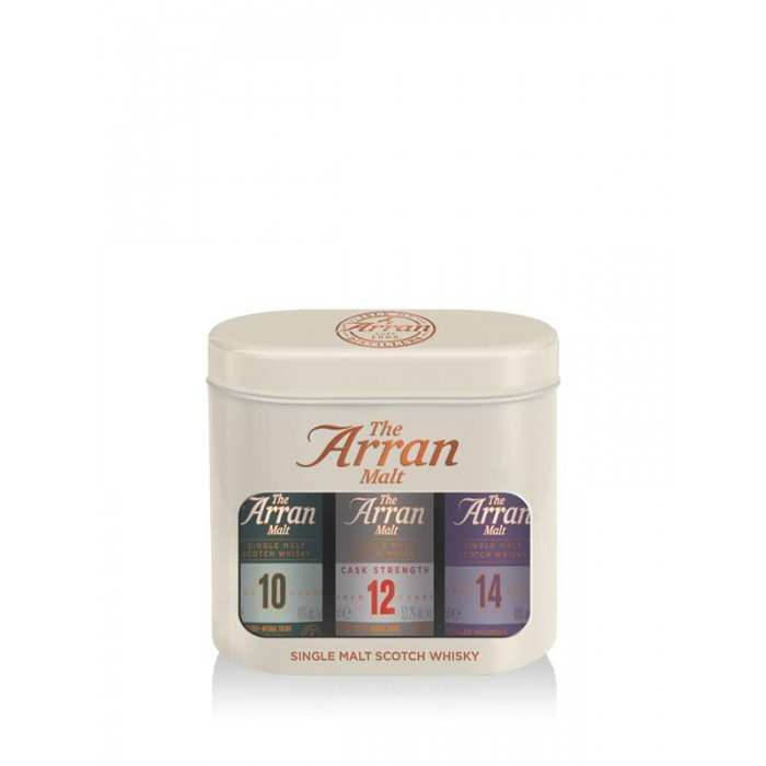 Arran Miniatures Gift Tin