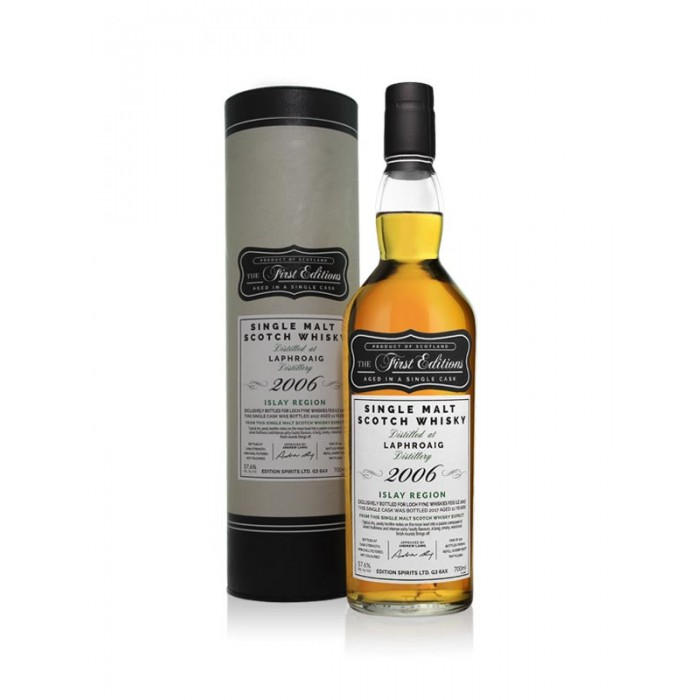 First Editions Laphroaig 2006: Feis Ile 2017 Loch Fyne Exclusive