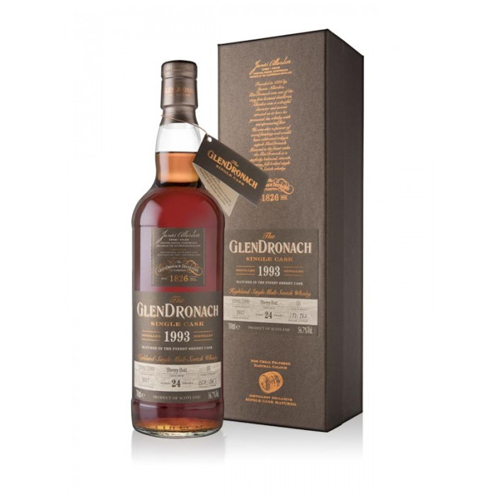GlenDronach Batch 16 1993 24 Year Old (#55)