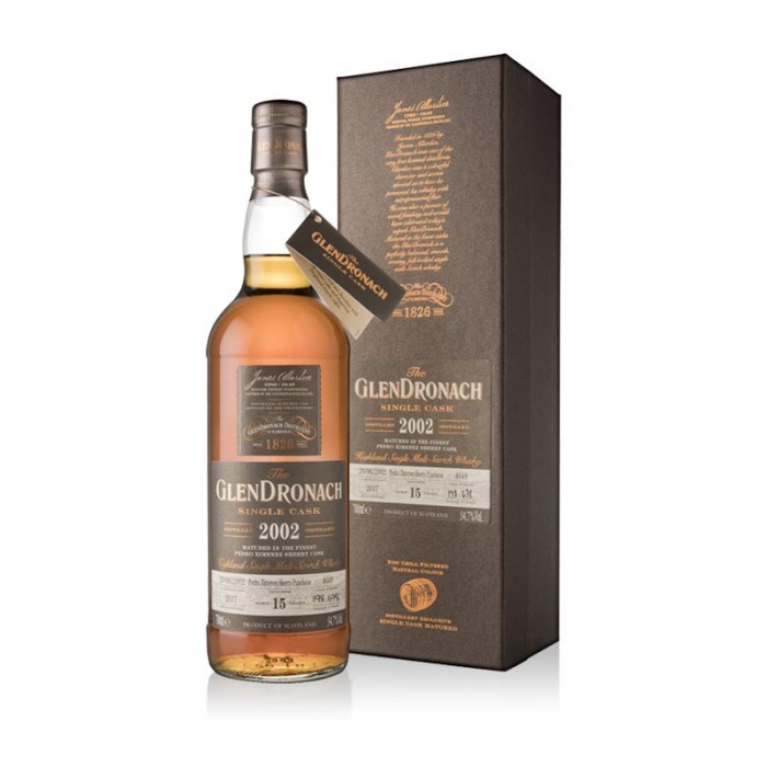 GlenDronach Batch 16 2002 15 Year Old (#4648)