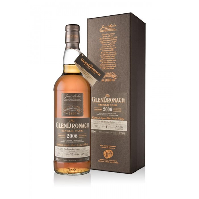 GlenDronach Batch 16 2006 11 Year Old (#1979)