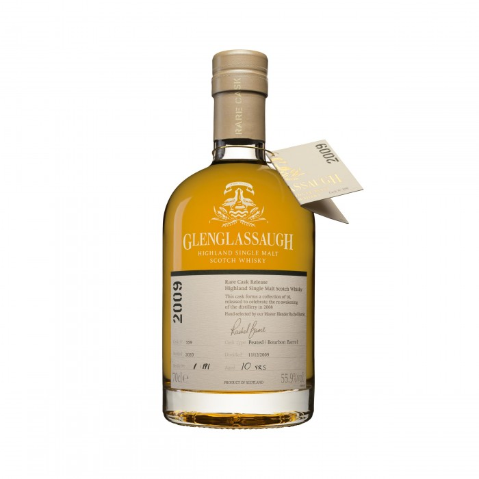 Glenglassaugh 2009 10 Year Old #559