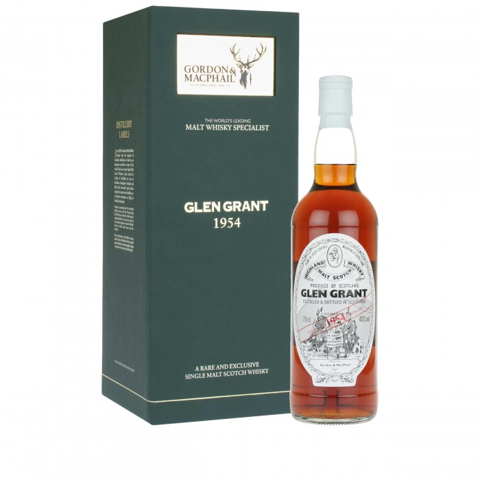 Gordon & MacPhail Glen Grant 1954 59 Year Old