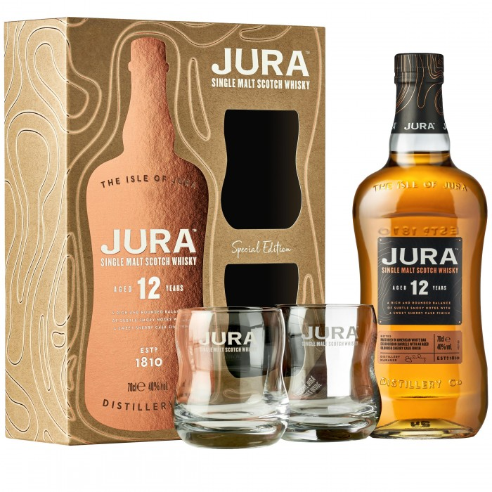 Jura 12 Year Old Gift Pack