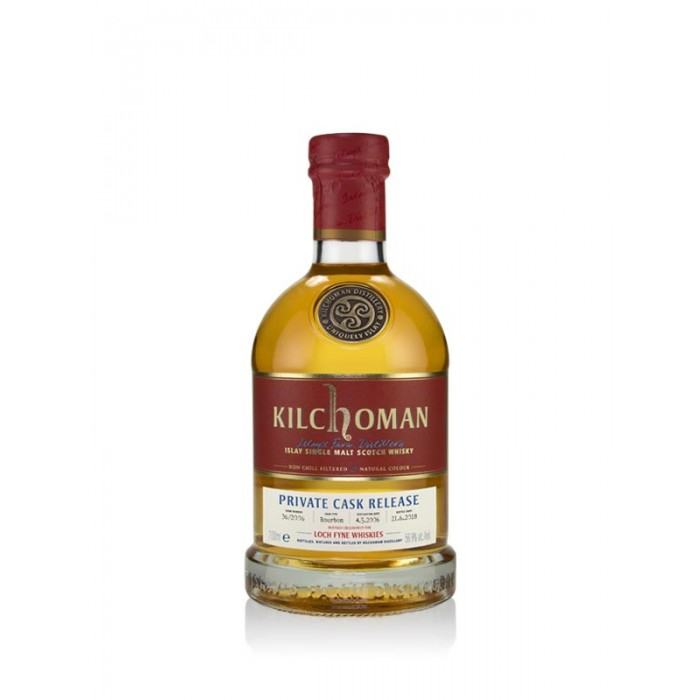 Kilchoman 2006 Single Cask - Loch Fyne Exclusive