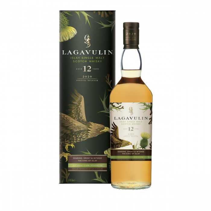 Lagavulin 12 Year Old Special Releases 2020