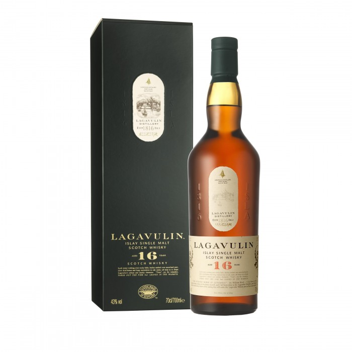 Lagavulin 16 Year Old with box