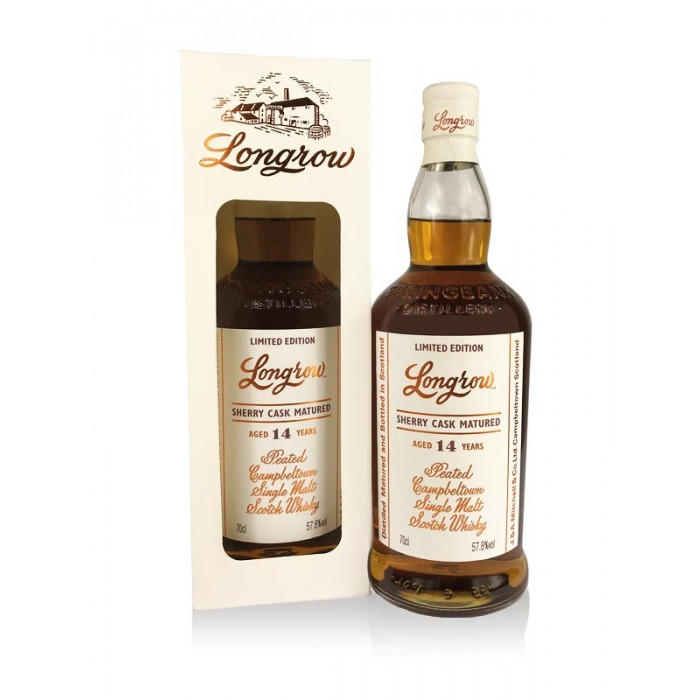 Longrow 14 Year Old Sherry Wood