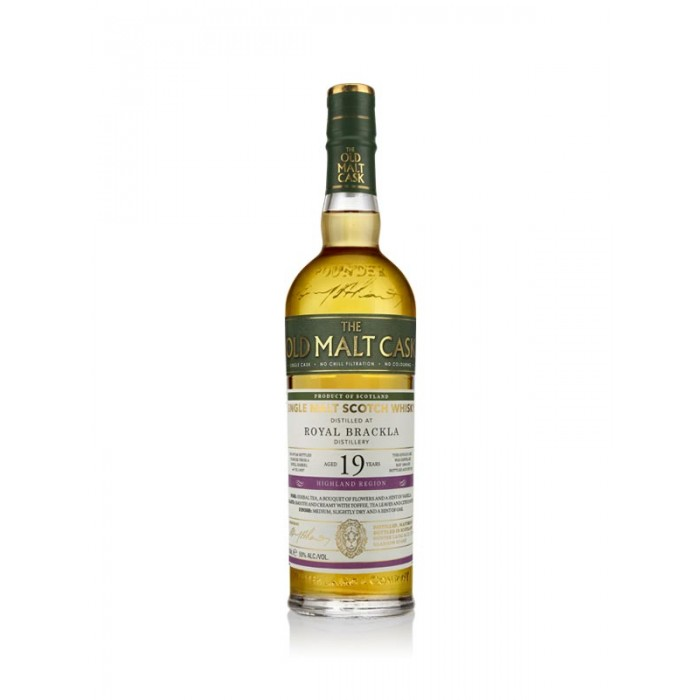 Old Malt Cask Royal Brackla 19 Year Old