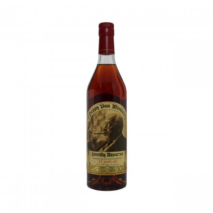 Pappy Van Winkle's Family Reserve 15 Year Old 2018