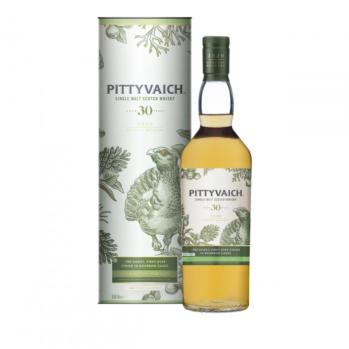Pittyvaich 30 Year Old Special Releases 2020