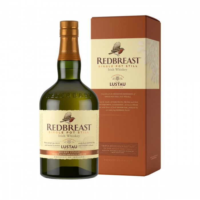 Redbreast Lustau with box