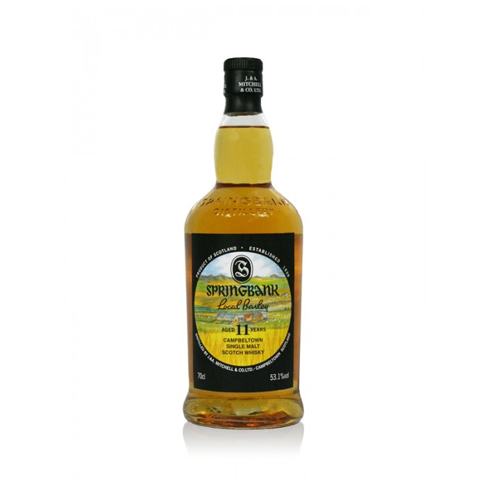 Springbank Local Barley 11 Year Old
