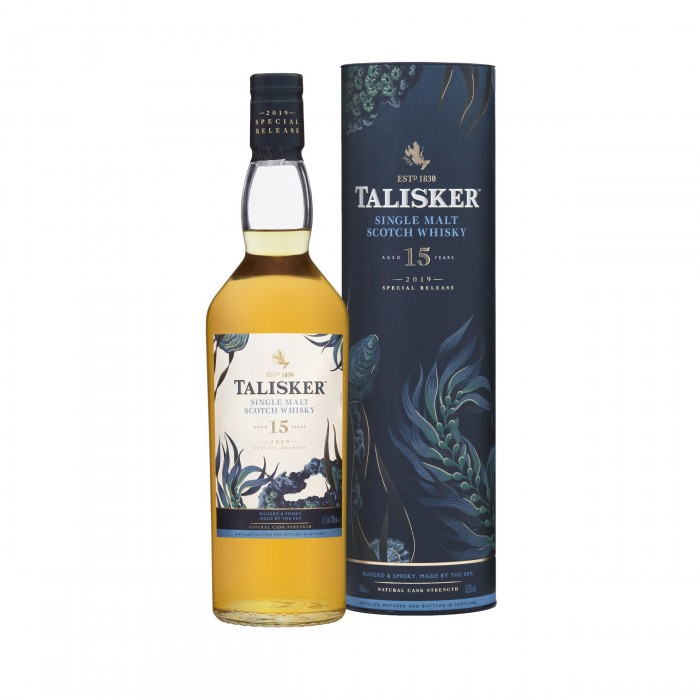 Talisker 15 Year Old Special Releases 2019 with box