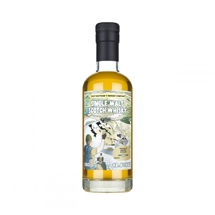 Ben Nevis 22 Year Old #7 That Boutique-y Whisky Company