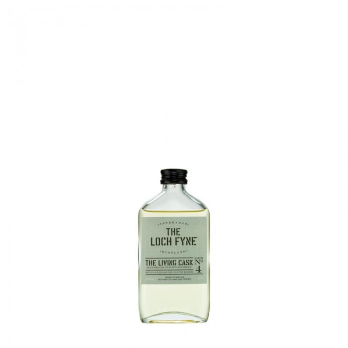 The Loch Fyne The Living Cask® Batch 4 5cl