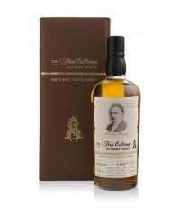 Springbank 1993 - Authors' Series - Thomas Hardy