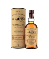 Balvenie 14 Year Old Caribbean Cask with box
