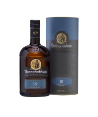 Bunnahabhain 18 Year Old with box