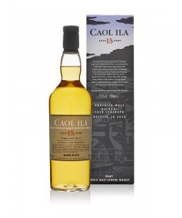 Caol Ila 15 Year Old 2018 Special Release