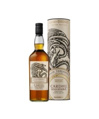Cardhu Gold Reserve - Game of Thrones House Targaryen with box