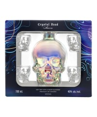 Crystal Head Vodka Aurora Gift Set