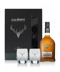 Dalmore 15 Year Old Gift Set