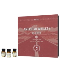 The American Whiskey Advent Calendar (2019 Edition)