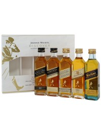 Johnnie Walker Discover Gift Set 5x5cl