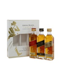 Johnnie Walker Taster Gift Set 3x5cl