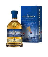 Kilchoman Machir Bay Cask Strength Christmas Edition