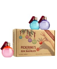 Pickering's Gin Baubles 6x5cl