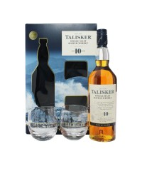 Talisker 10 Year Old Gift Set