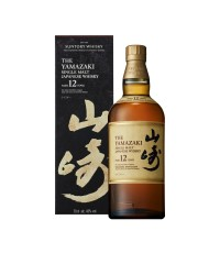Yamazaki 12 Year Old with box