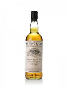 Springbank 1992 21 Year Old